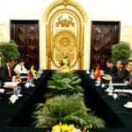 Phiên tham khảo chính trị Việt Nam-Venezuela lần thứ năm