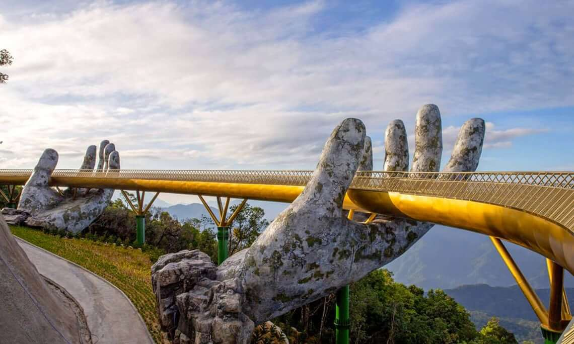 da nang - best places to visit Vietnam in March