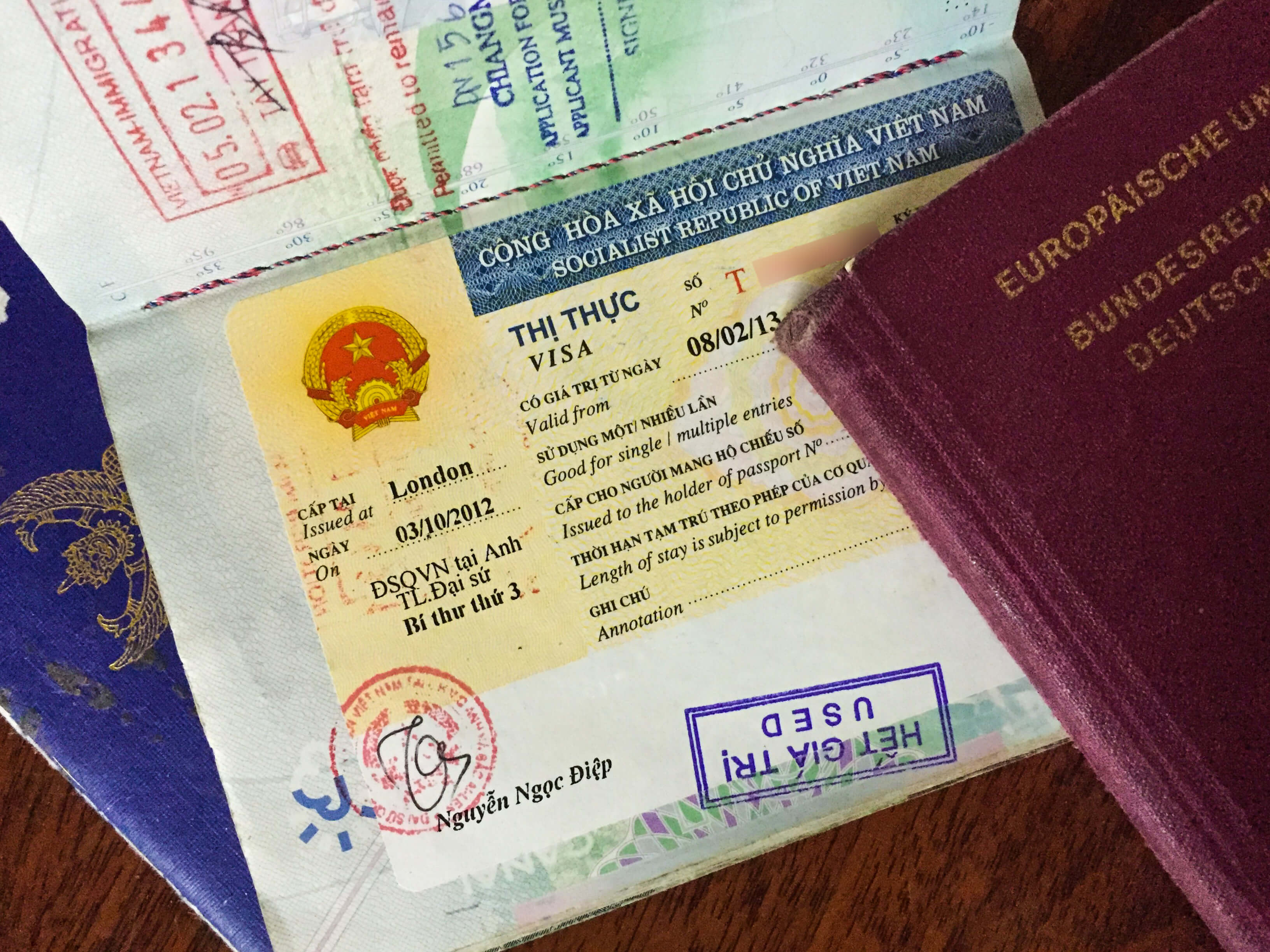 how to get vietnam visa in venezuela-visa