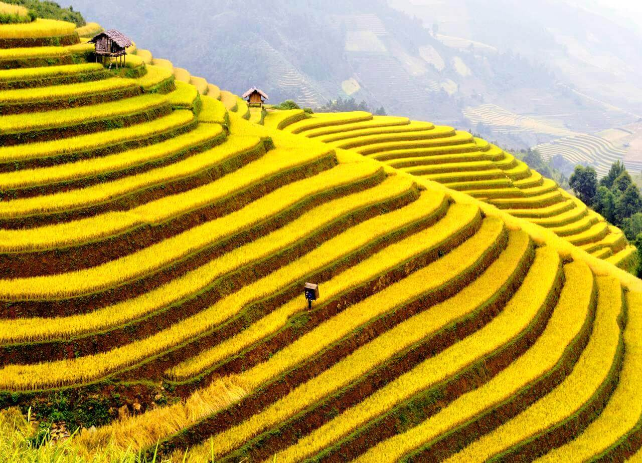 sapa - best places to visit Vietnam in October