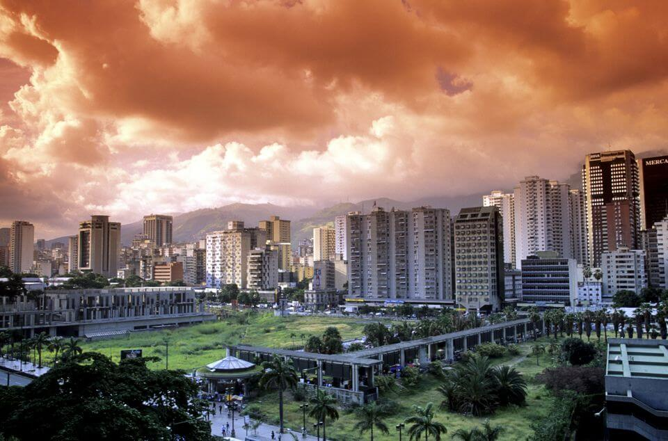 Caracas – thủ đô Venezuela
