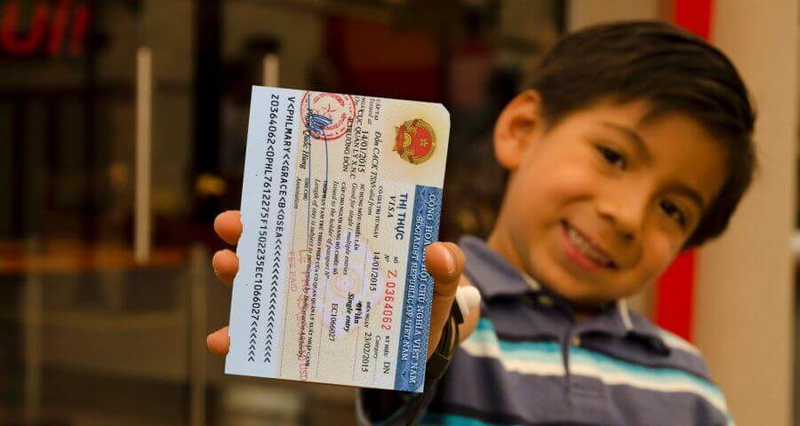 Requirements for Vietnam visa for US citizens