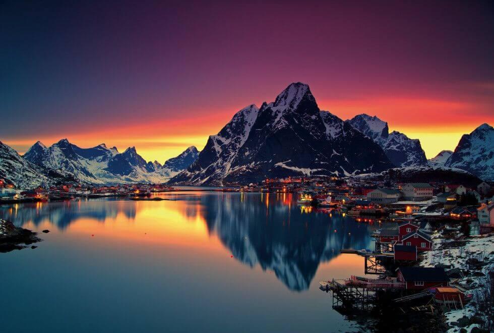 Norway la nuoc nao