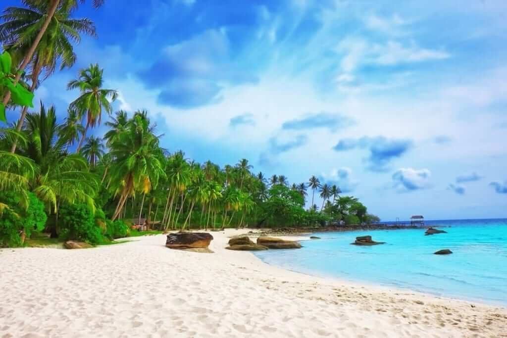 3 Awesome Places to Stay in Phu Quoc Island, Vietnam
