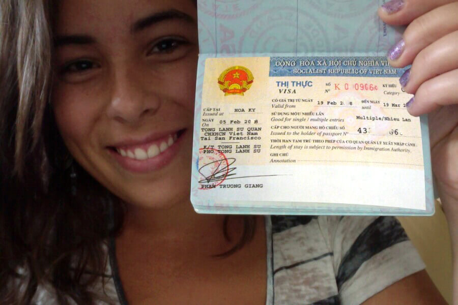 How to apply for Vietnam visa for Guyana passport holders?