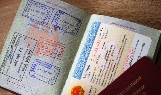 Vietnam Business Visa 3 months for Argentinians
