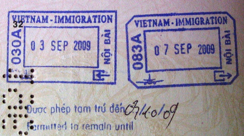 Vietnam visa for Chilean citizens – Visa de Vietnam para ciudadanos chilenos
