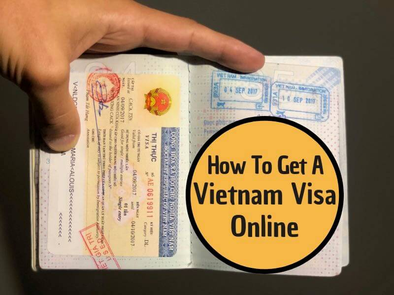 Apply Vietnam visa for Suriname citizens - Visum voor Vietnam toepassen