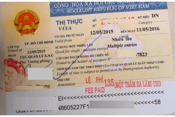 Cheap Vietnam business visa for Uruguay citizens-Visa de negocios Vietnam