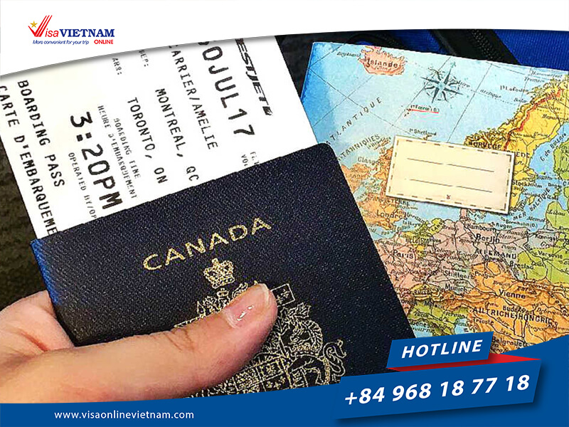 Can Canadian citizens apply for Vietnam e-Visa?