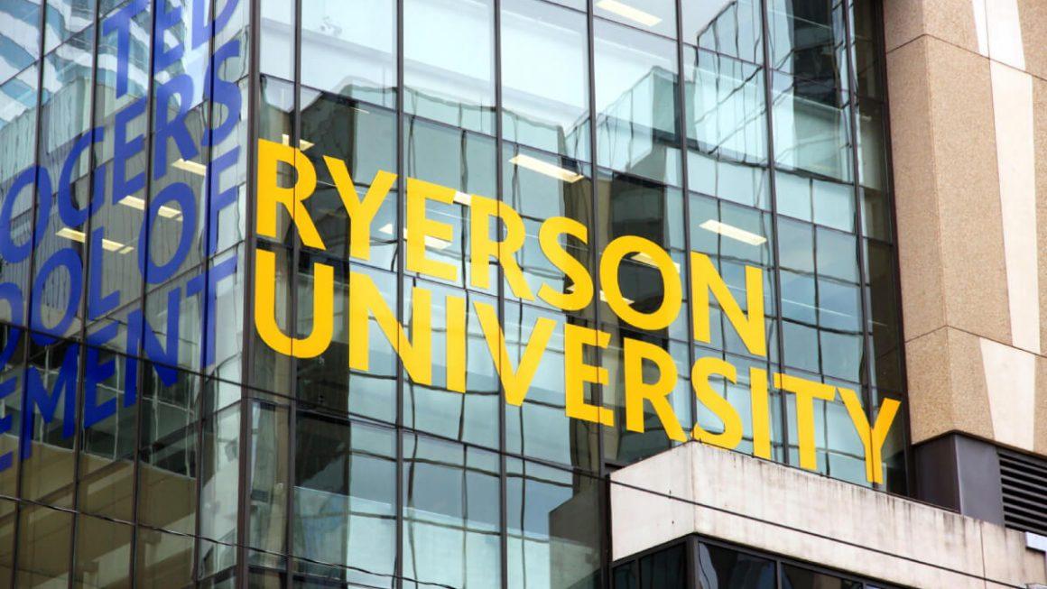 Mở cánh cửa tương lai với đại học Ryerson – Top trường tốt nhất Canada