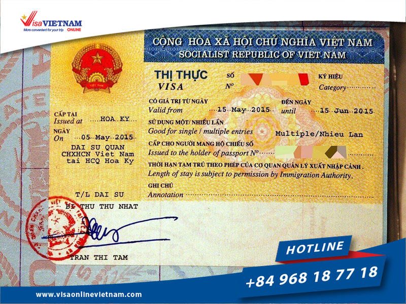 How to get Vietnam visa from Anguilla?