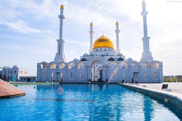 Khám phá vẻ đẹp tuyệt vời của đất nước Kazakhstan