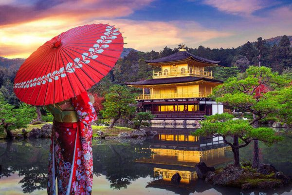 Mách bạn những khu du lịch Nhật Bản nhất định phải đến một lần