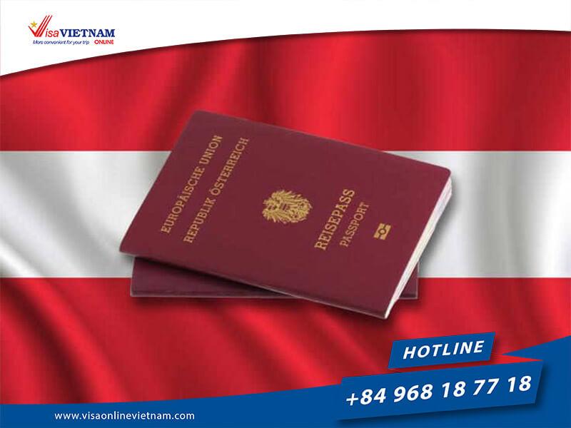 How to get Vietnam visa on arrival in Austria? – Vietnam Visum bei der Ankunft