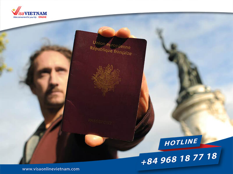 How to apply for Vietnam visa on arrival in France?
