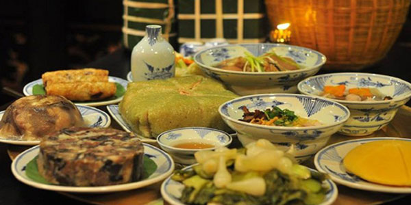 Khám phá các món ăn ngày Tết cổ truyền của Việt Nam