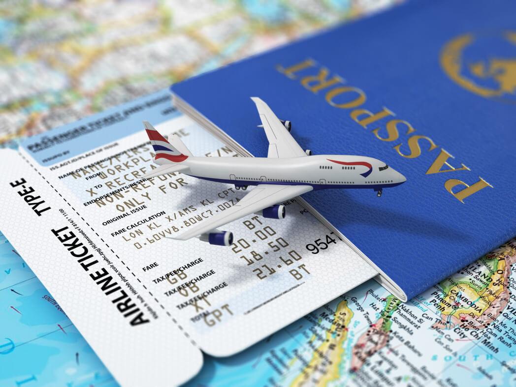 các nước miễn visa cho người Việt Nam 202