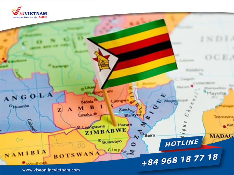 How to apply for Vietnam visa on Arrival in Zimbabwe?