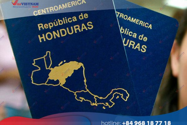 How to apply for Vietnam visa on Arrival in Honduras?