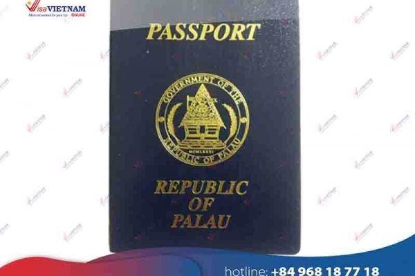 How to apply for Vietnam visa on Arrival in Palau?