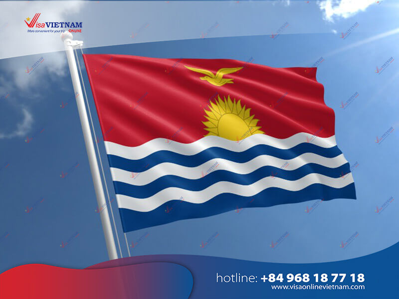 Best way to get Vietnam visa on Arrival from Kiribati