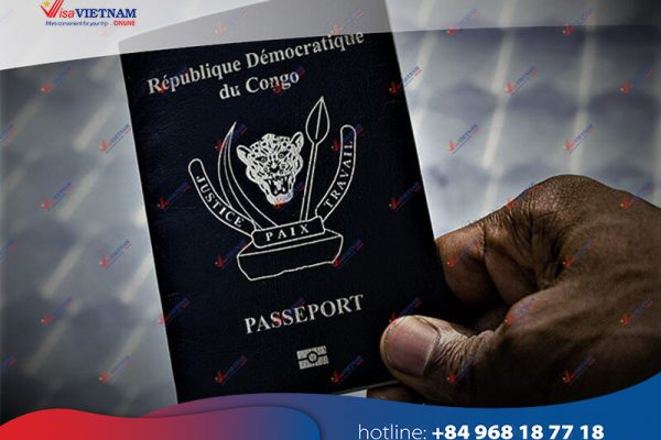 How to apply for Vietnam visa on arrival in Congo?