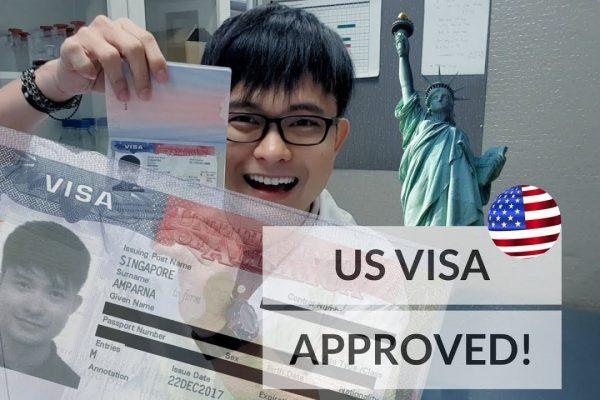 Từ A-Z thủ tục xin visa Mỹ 2020 đi du lịch