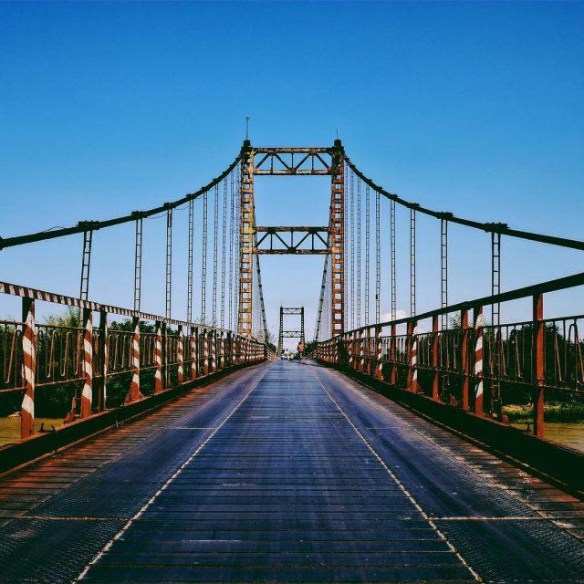 Kon Klor chain-bridge