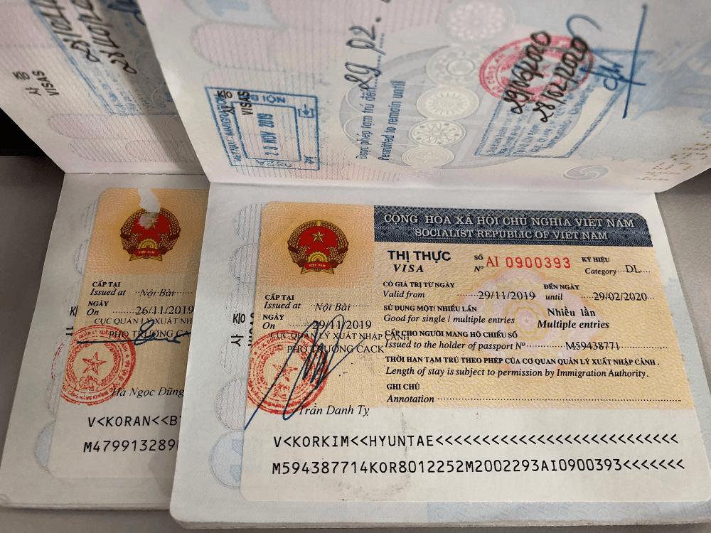 Dịch vụ gia hạn visa cho người nước ngoài