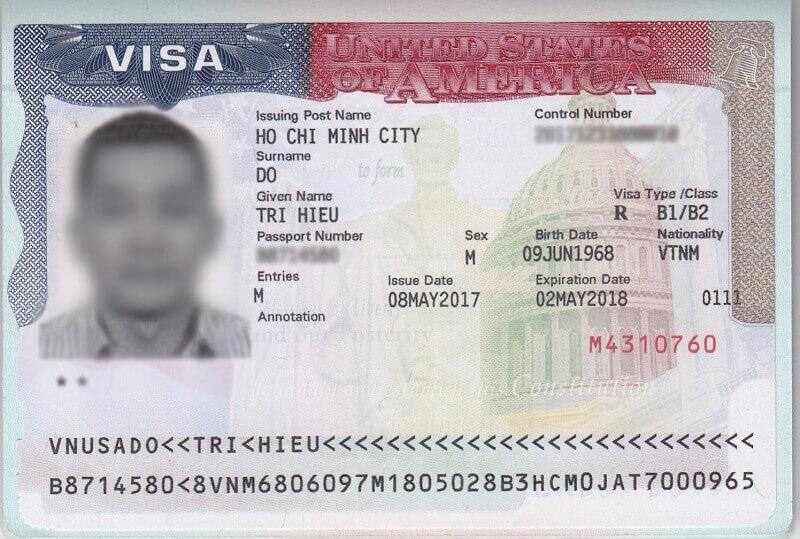 Xin visa Mỹ du lịch tự túc