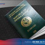 How many ways to apply for Vietnam visa in Sierra Leone?