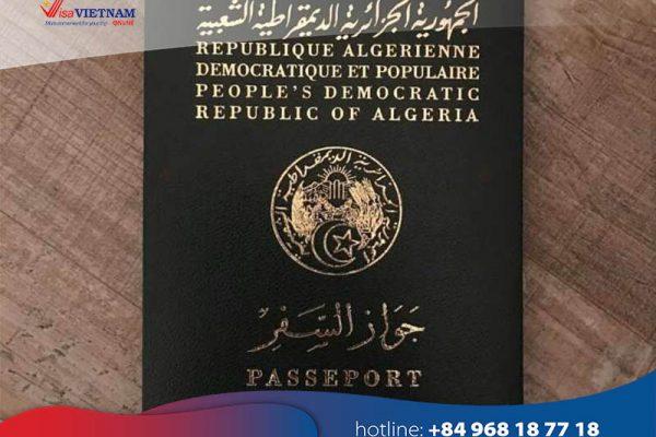 How to apply for Vietnam visa in Algeria the best way? – تأشيرة فيتنام في الجزائر