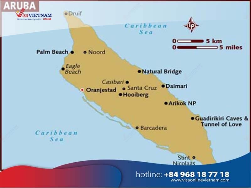 How to get Vietnam visa from Aruba simply? – Visum voor Vietnam in Aruba