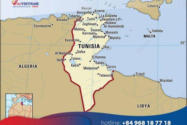 How to get Vietnam visa from Tunisia easily? – تأشيرة فيتنام في تونس