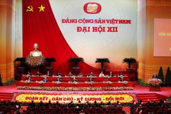 Cập nhật bài thu hoạch học tập Nghị quyết đại hội đại biểu lần thứ XII của Đảng